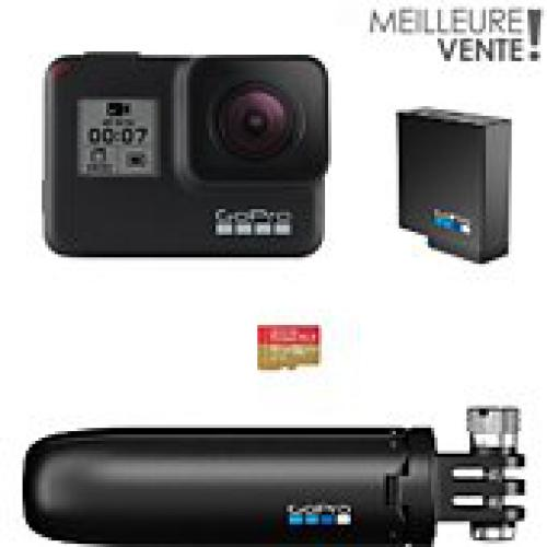 Gopro - HERO7 Black Pack - Gopro