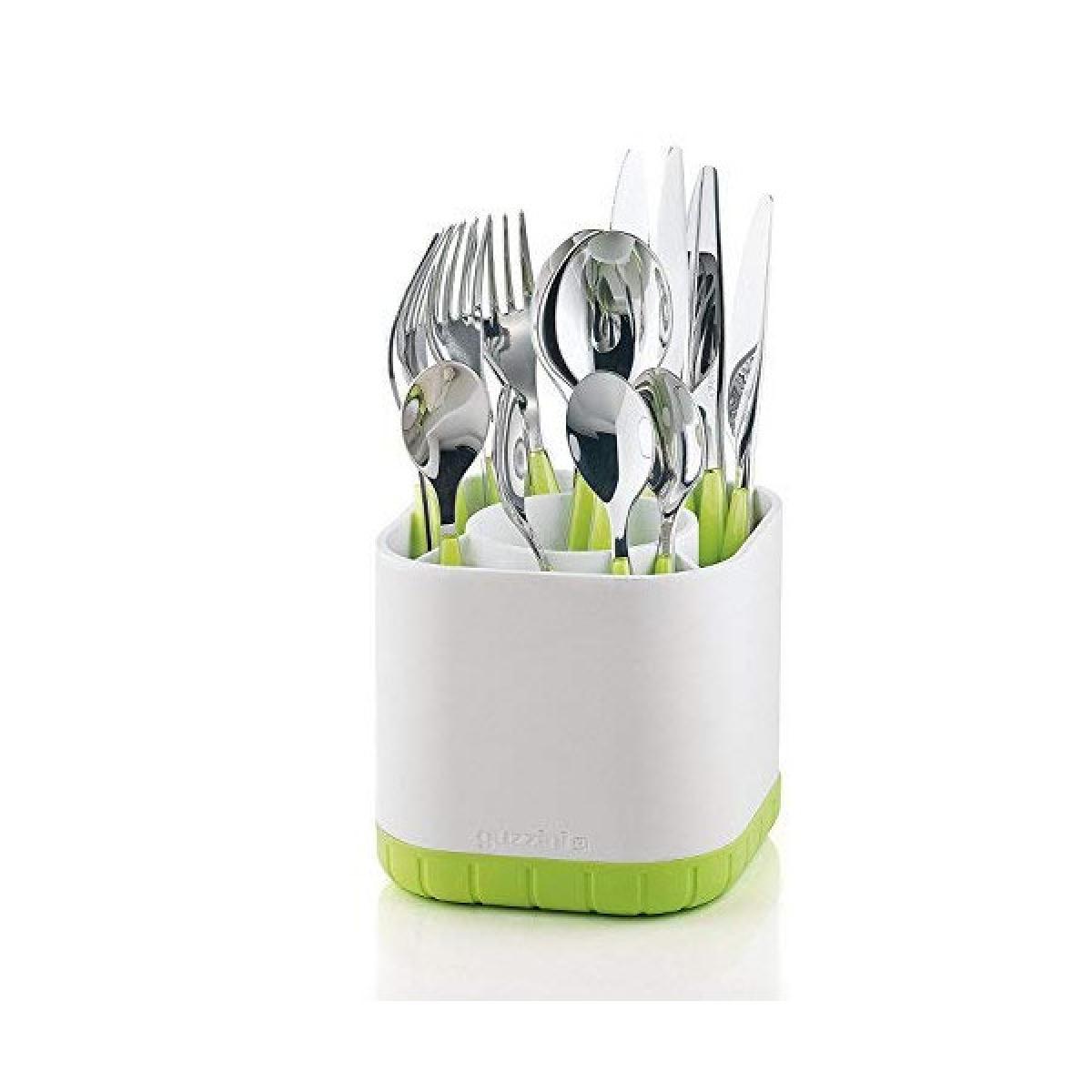 Guzzini GUZZINI Egouttoir à couverts vert 'My Kitchen'