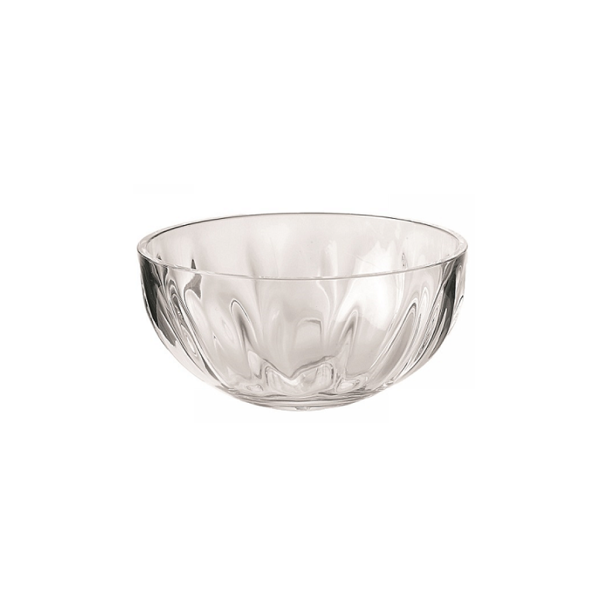 Guzzini Saladier 30 cm - Guzzini - Transparent aspect verre soufflé