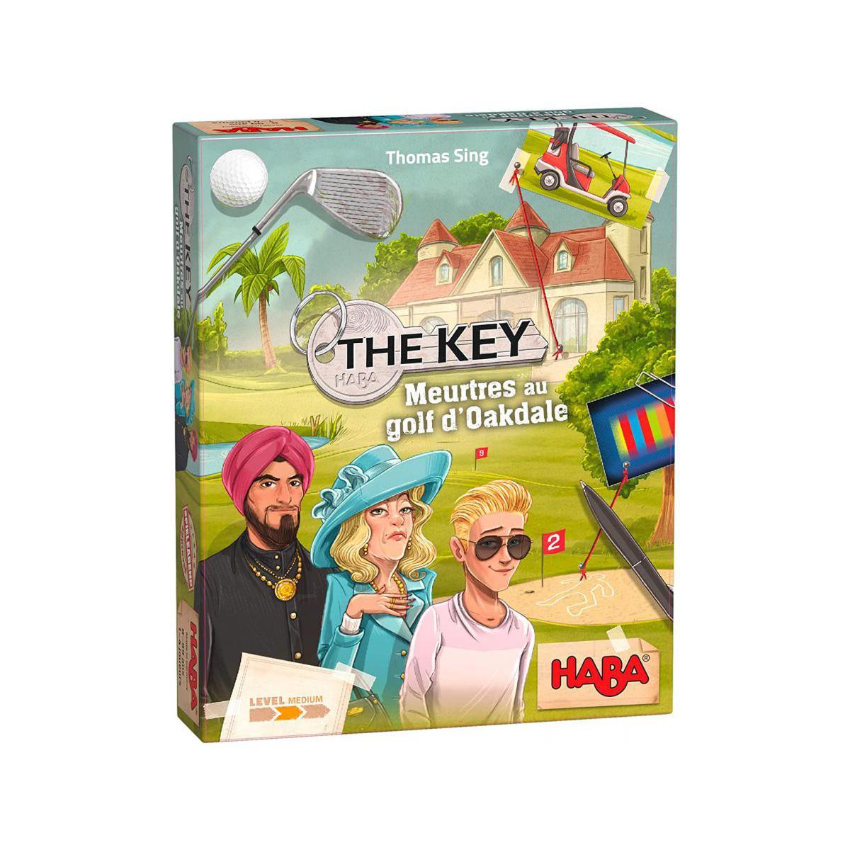Haba Haba - The Key ? Meurtres au golf d'Oakdale