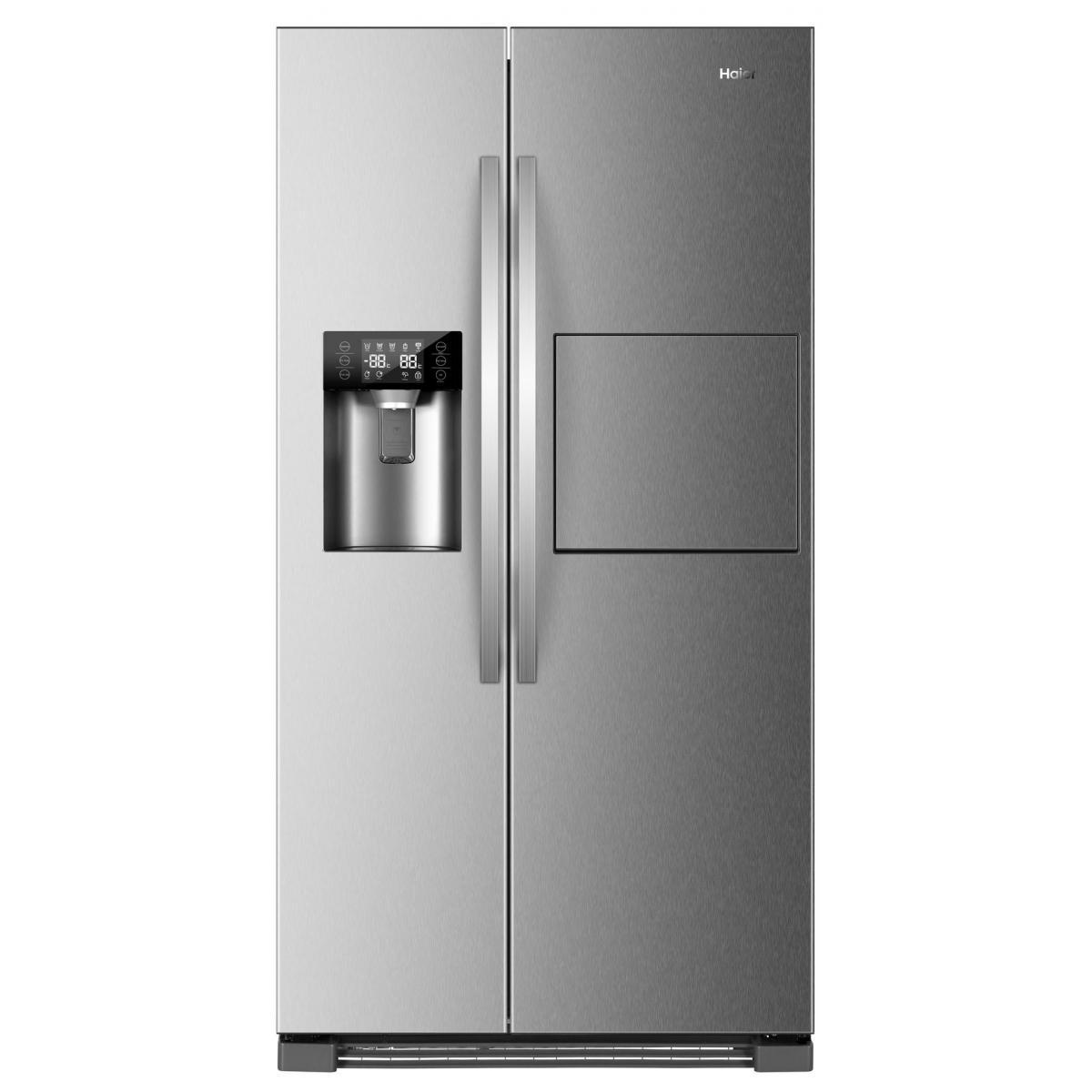 Haier Réfrigérateur américain 555L Froid Ventilé HAIER 98cm A++, HRF 630 AM 7