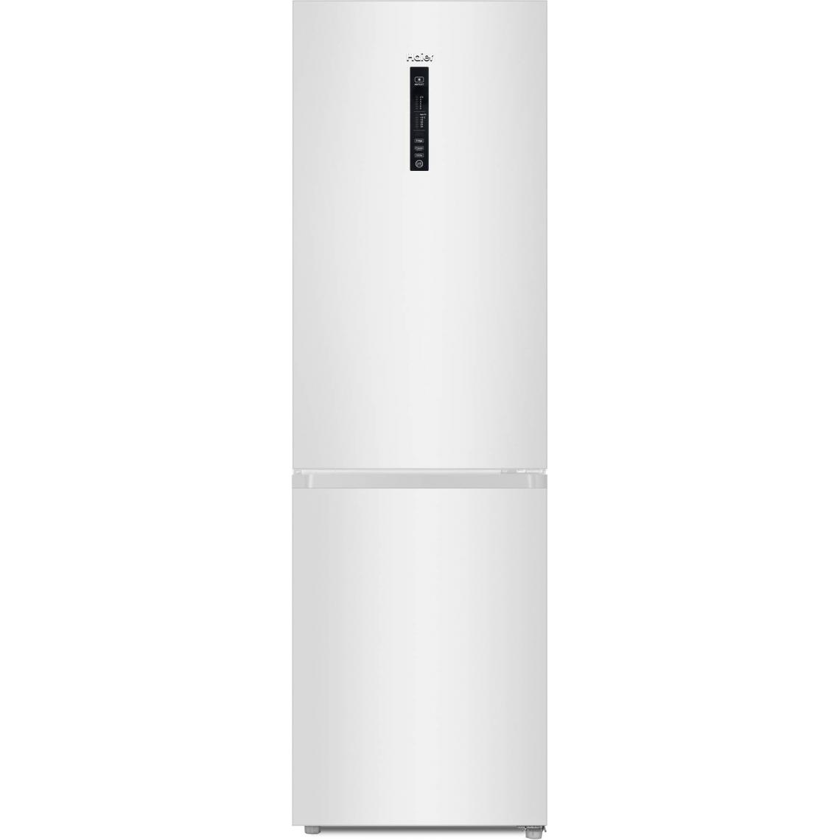 Haier Réfrigérateur combiné 341L Froid Ventilé HAIER 59.5cm A+, HDR3619FNPW