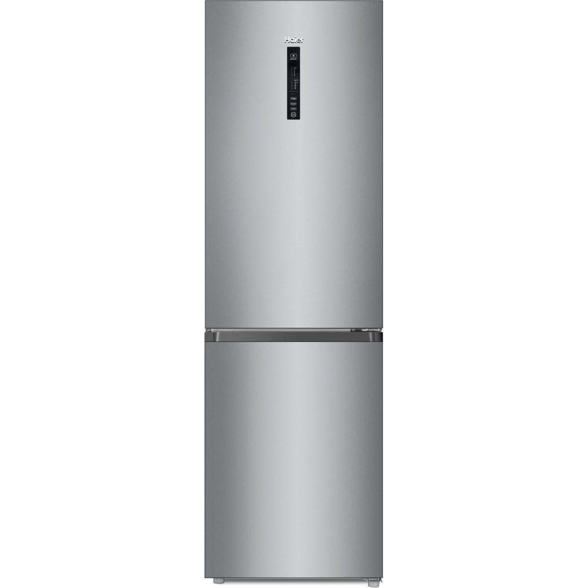 Haier Réfrigérateur combiné 341L Froid Ventilé HAIER 60cm A++, CFE 735 CSJ