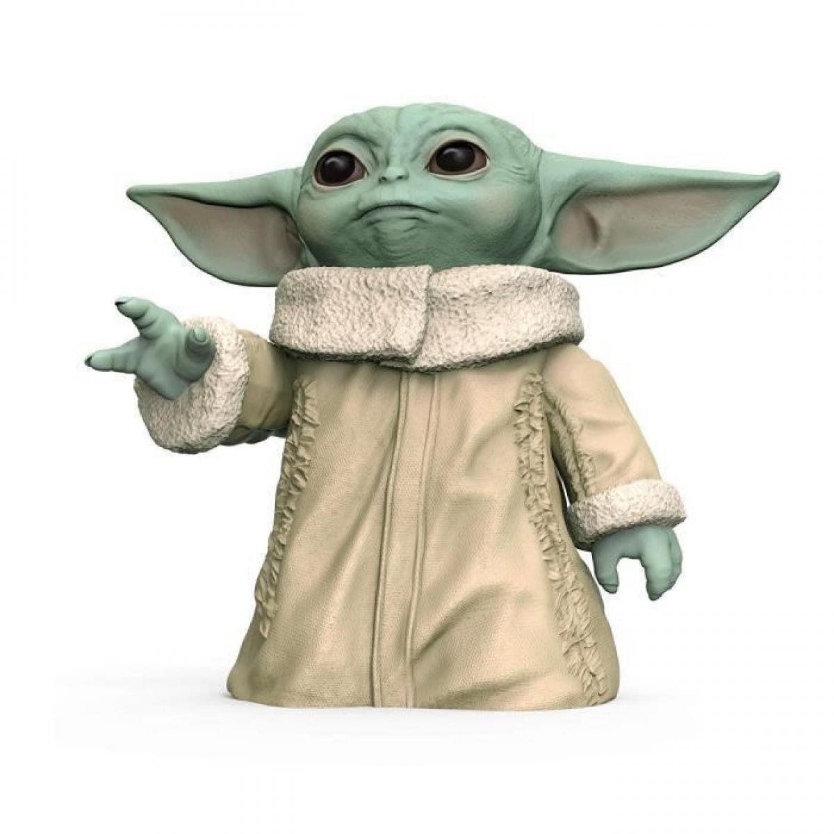 Hasbro Star Wars The Mandalorian - Figurine The Child Bebe Yoda de 16,5 cm