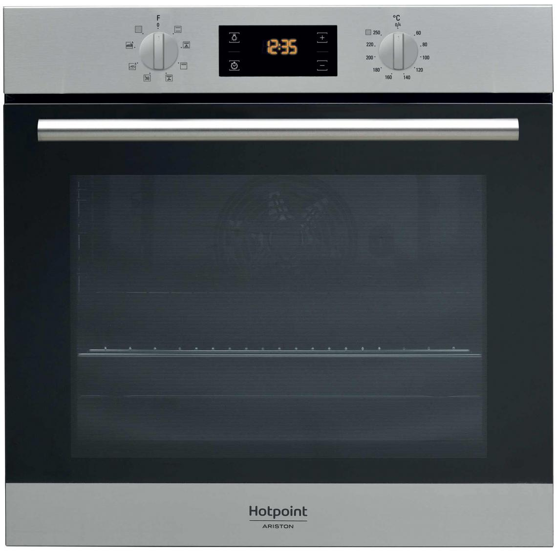 Hotpoint Four encastrable Multifonction 66L HOTPOINT ARISTON 3600W 60cm A, FA 2540 PIXHA