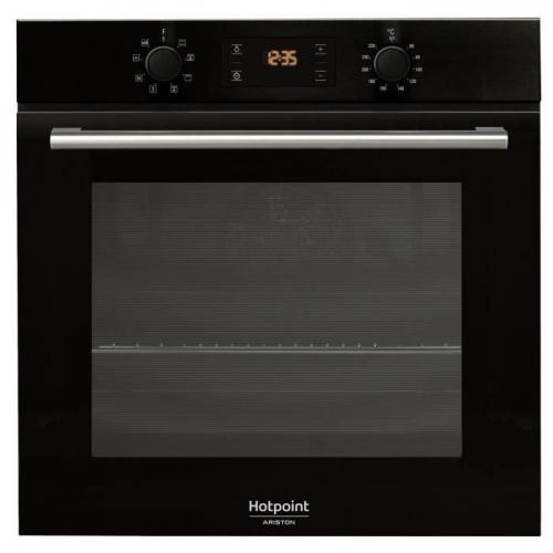 Hotpoint - Four encastrable Multifonction 71L HOTPOINT 2900W 60cm A, HOTFA2544JCBLHA - Four Catalyse