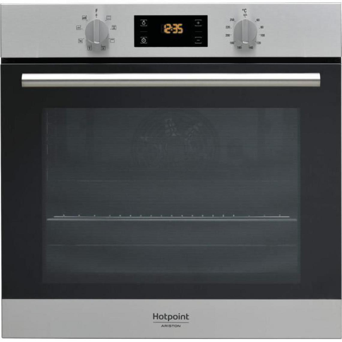 Hotpoint Four encastrable Multifonction 71L HOTPOINT 3600W 59cm A++, HOT8050147001264