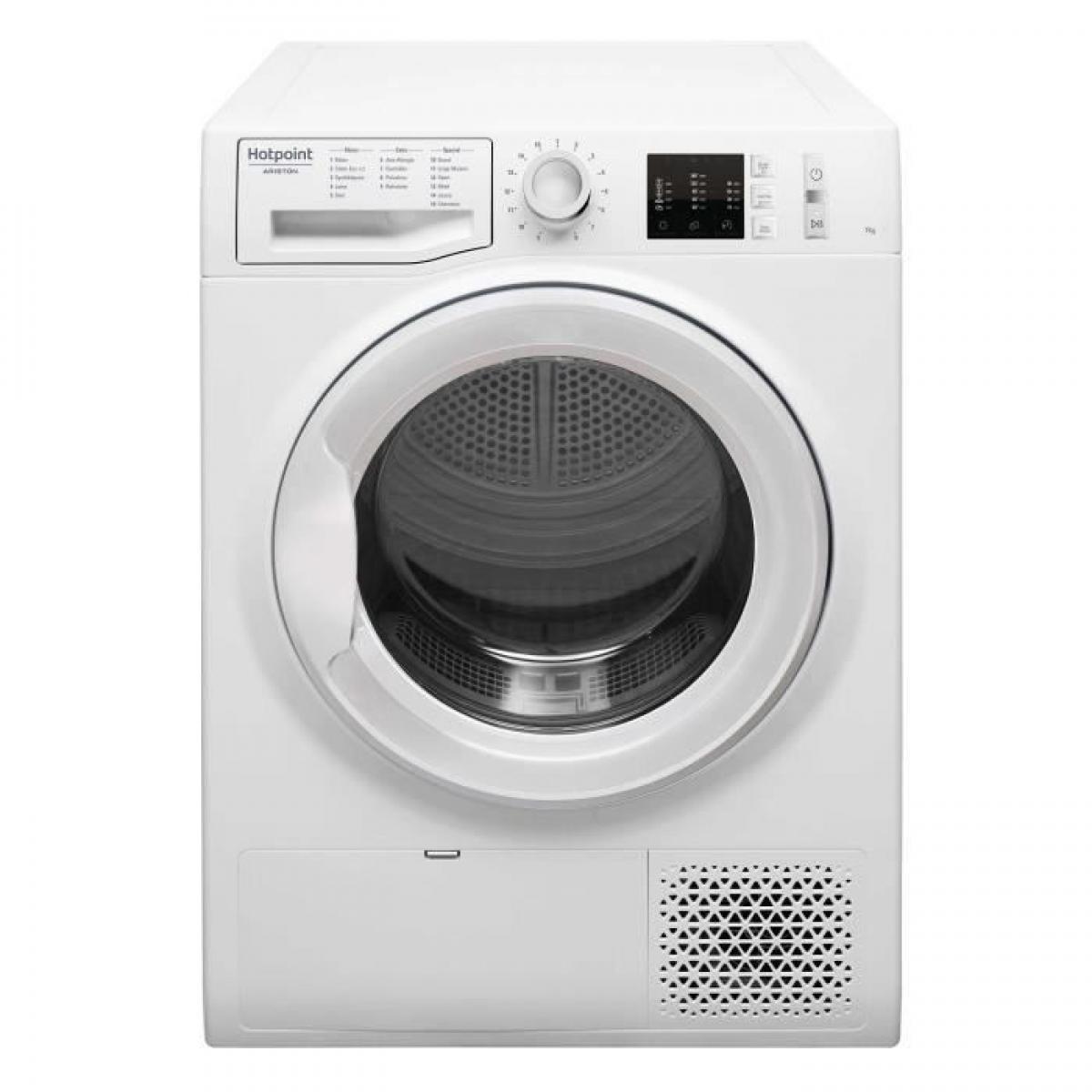 Hotpoint Sèche-linge à condensation 7kg HOTPOINT 60cm, HOT5054645542871