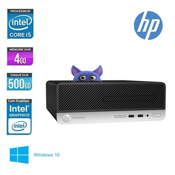 PC Fixe Hp HP PRODESK 400 G4 CORE I5 6500 3.2Ghz