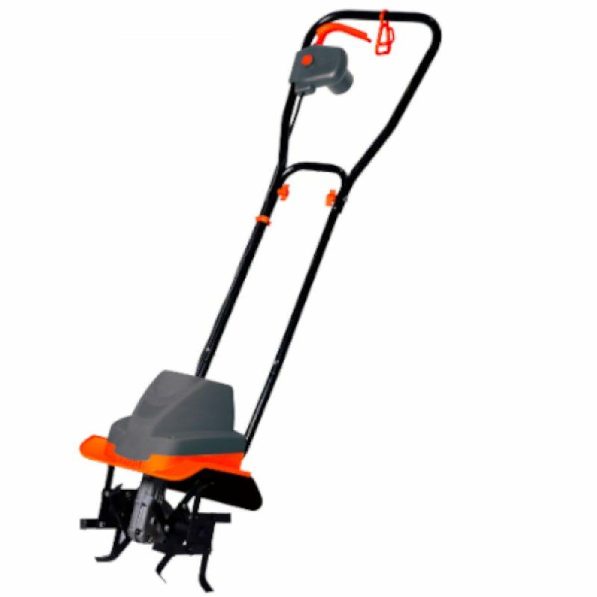 Hucoco DCRAFT | Motobineuse électrique | Régime moteur 400 tr/min | Puissance : 1500 W | Largeur de travail 300 mm | Outillage