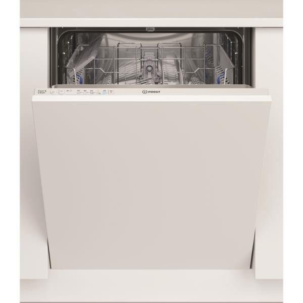 Indesit Lave-vaisselle encastrable INDESIT 13 Couverts 59cm A+, DIE2B19