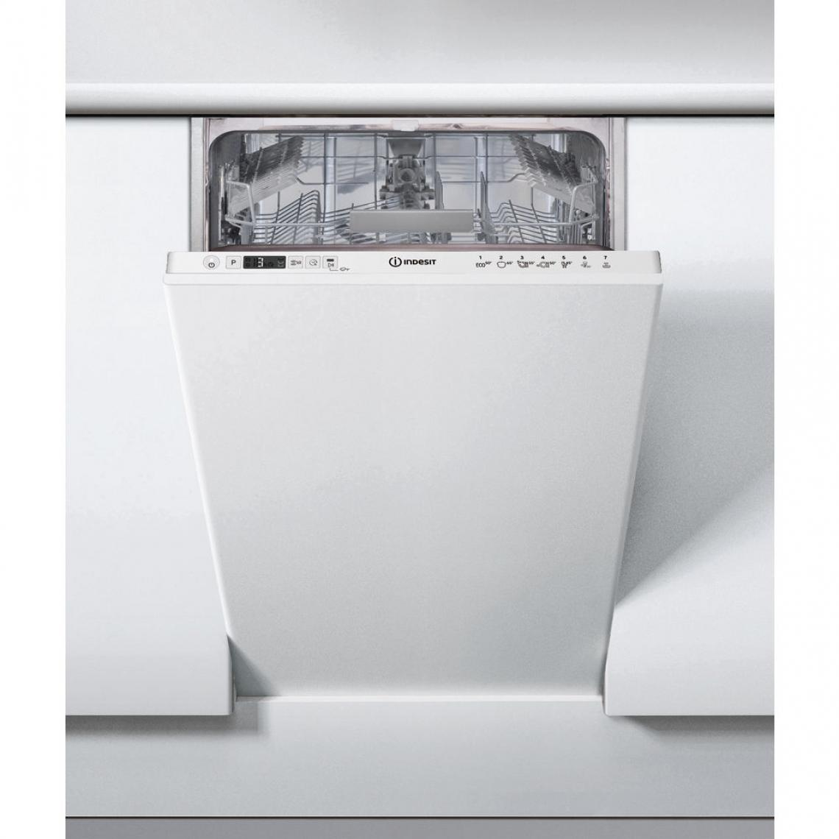Indesit Lave Vaisselle Indesit - Dsic3m19 49db - A+ -10 Couverts