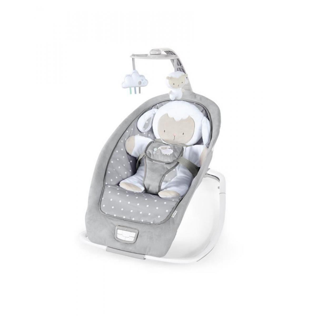 Ingenuity INGENUITY Transat a balancement automatique - Cuddle Lamb