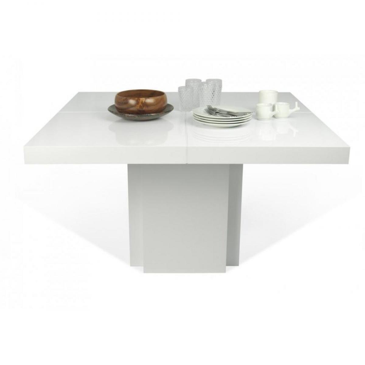 Inside 75 table repas DUSK 130 x 130 cm