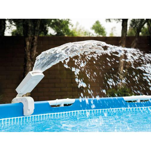 Intex - Fontaine de piscine avec LED multicolore - Intex - Equipements