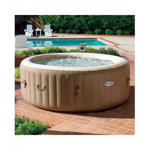 Intex - Spa gonflable Intex PureSpa Sahara 4 places - Spa gonflable
