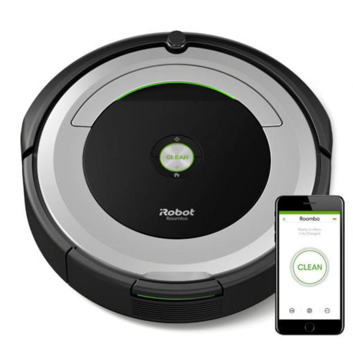 iRobot Robot Aspirateur iRobot Roomba 694