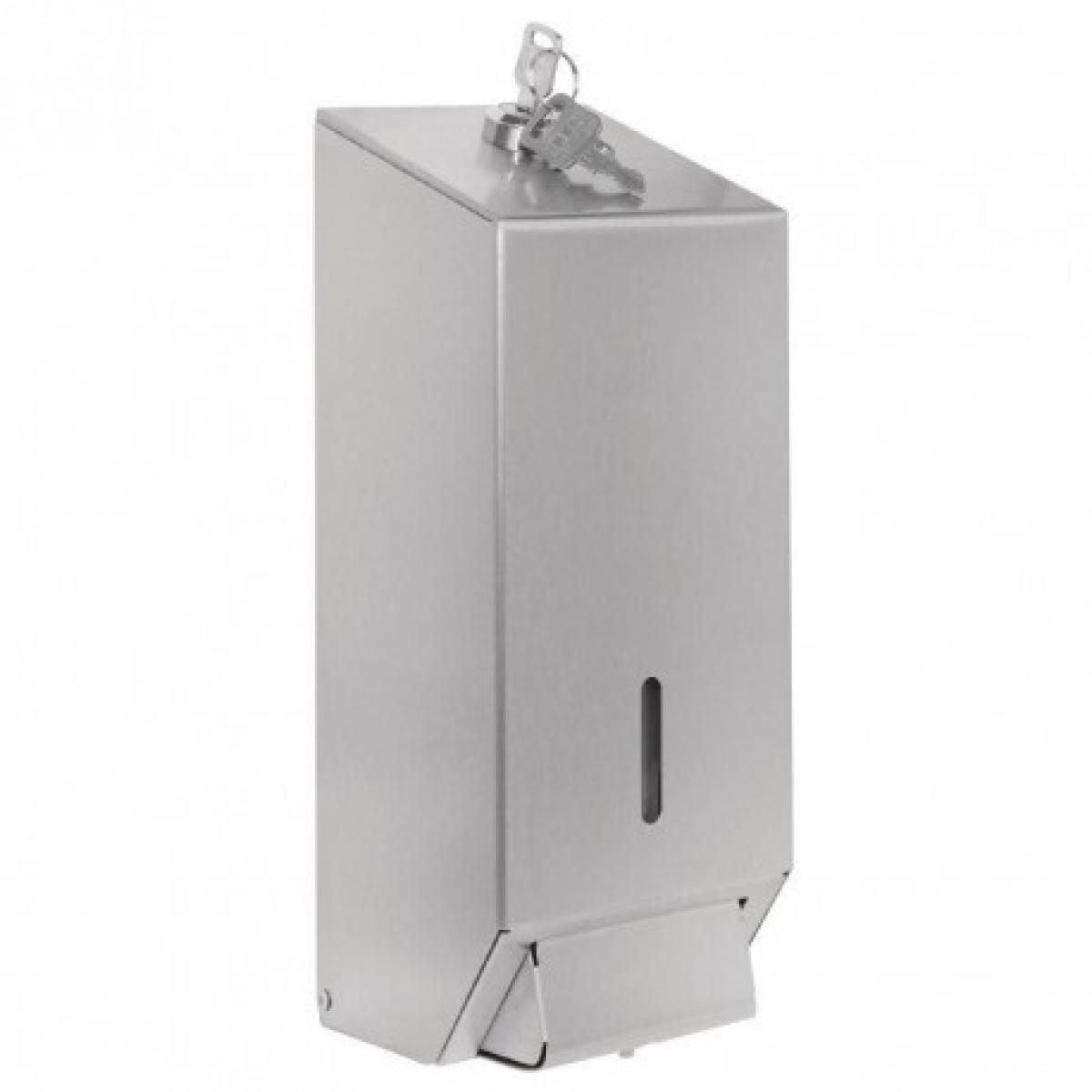 Jantex Distributeur de savon liquide en inox - Jantex - 100 cl