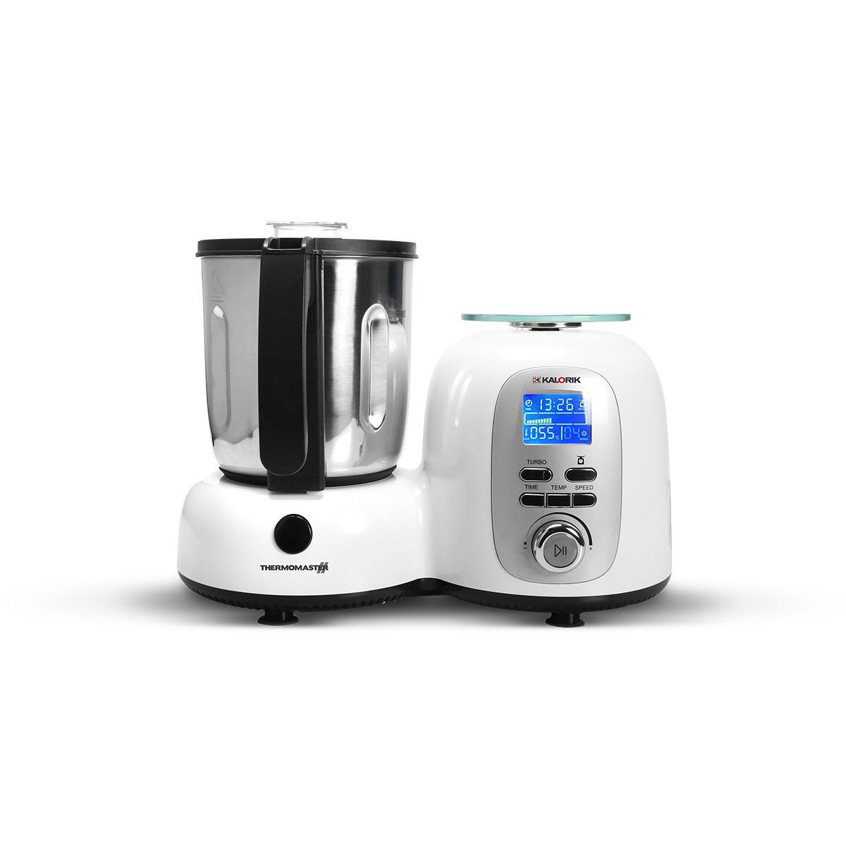 Kalorik Robot de cuisine intelligent TKG HA 1020