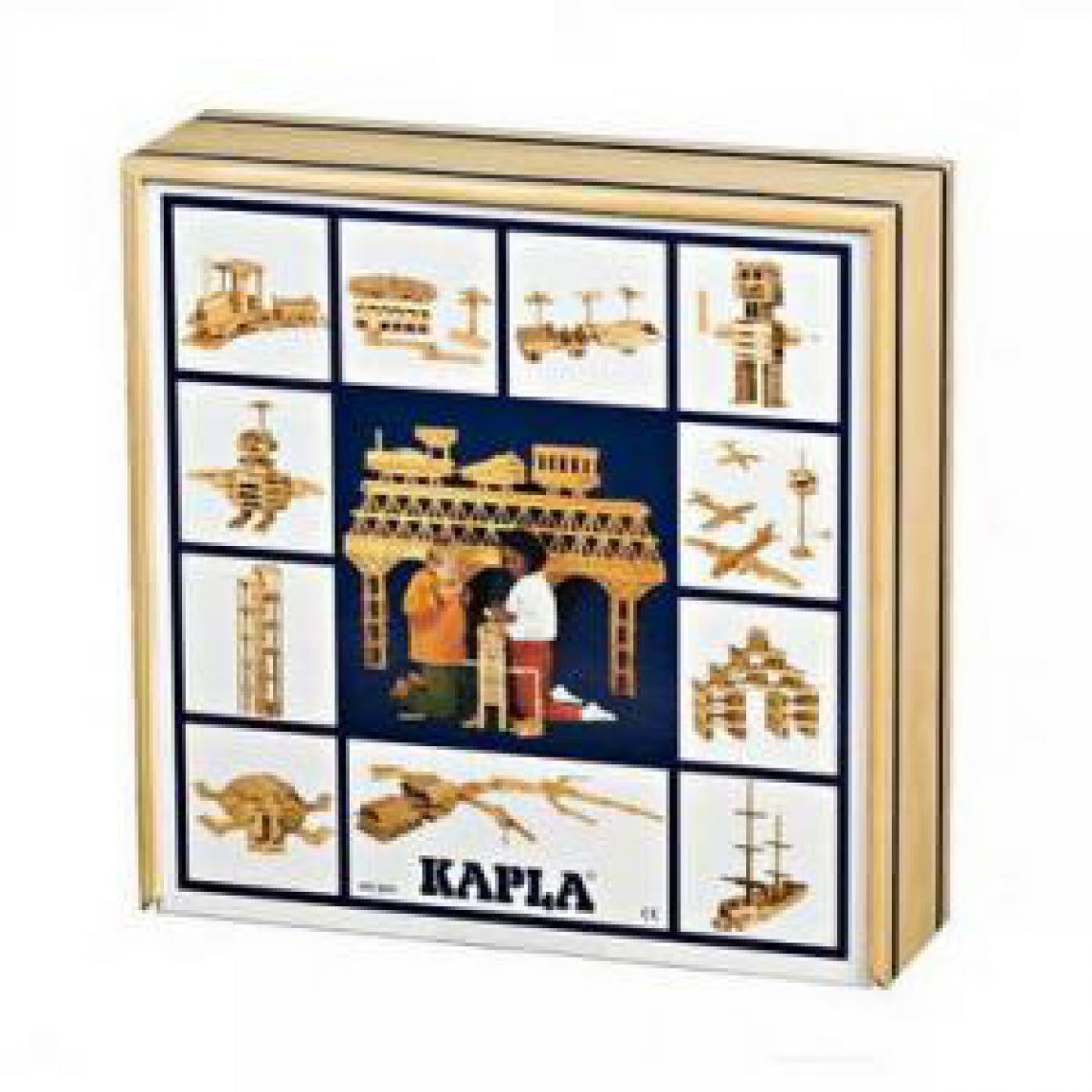 Kapla La planchette magique Kapla Boite 100 pieces