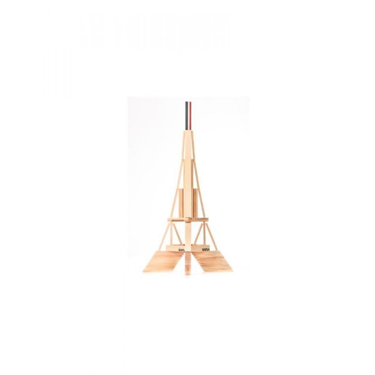 Kapla La planchette magique Kapla La Tour Eiffel