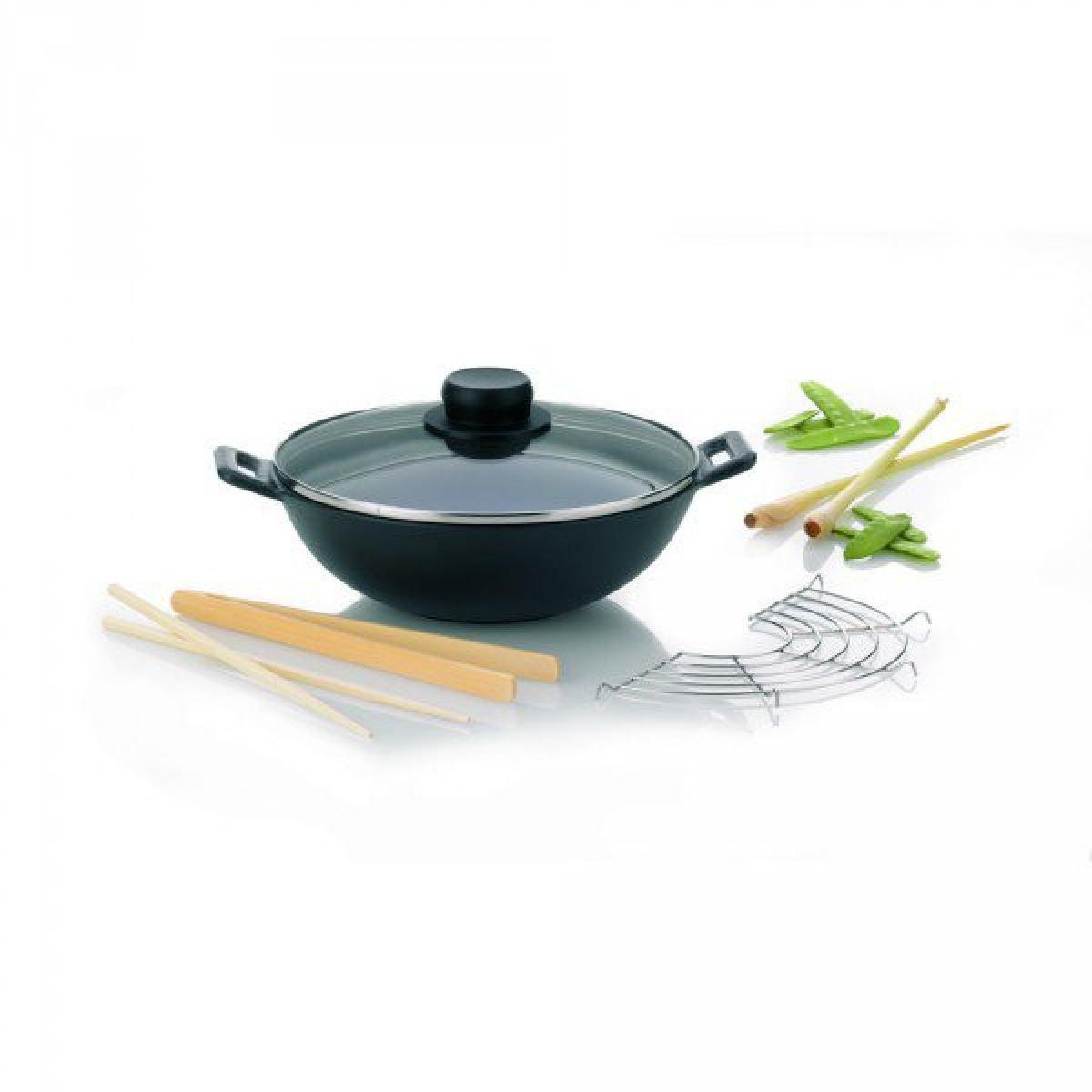 Kela KELA Set mini wok 5 pièces 77747
