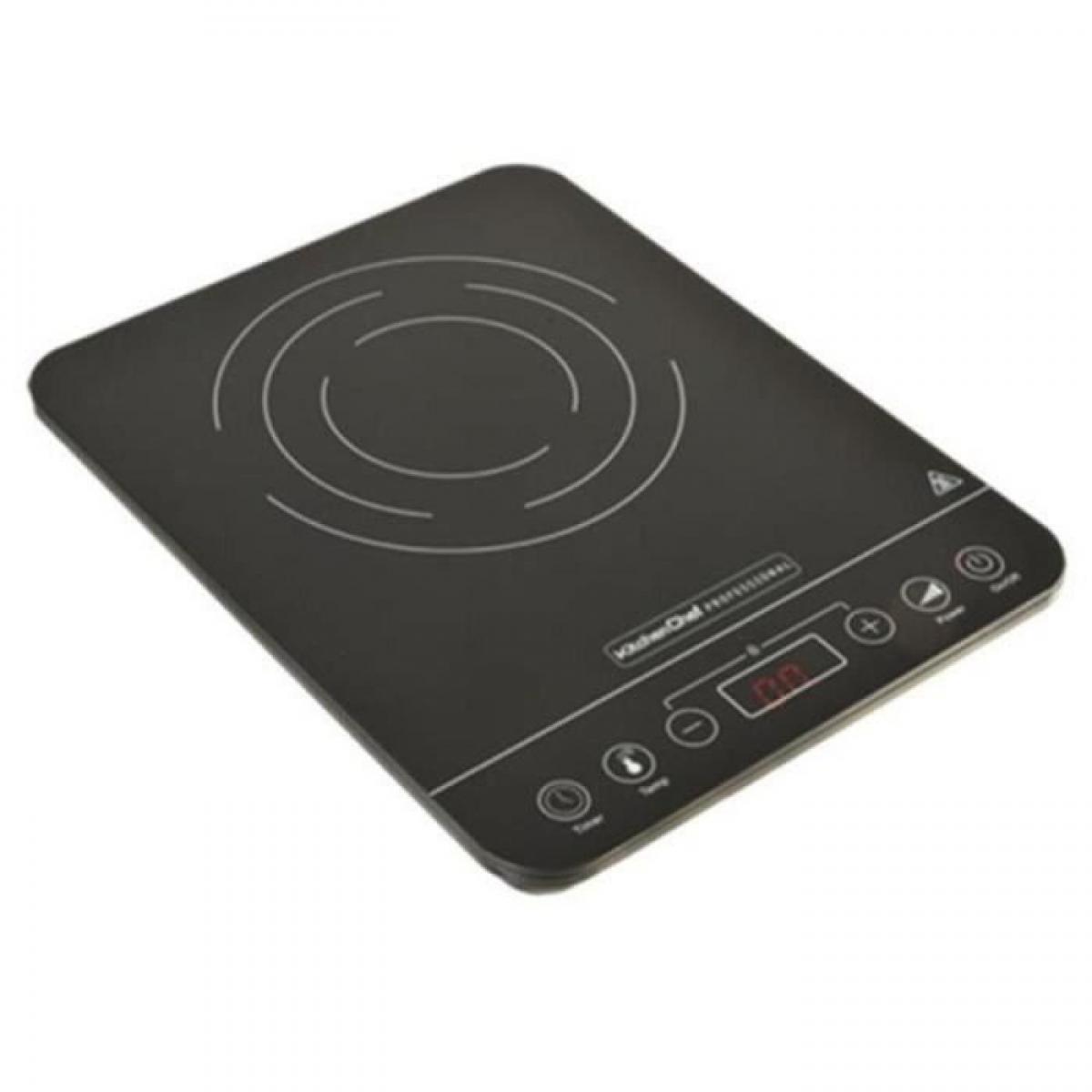 Kitchen Cc KITCHEN CHEF KCYL-20K68 Plaque de cuisson induction 1 foyer - Noir