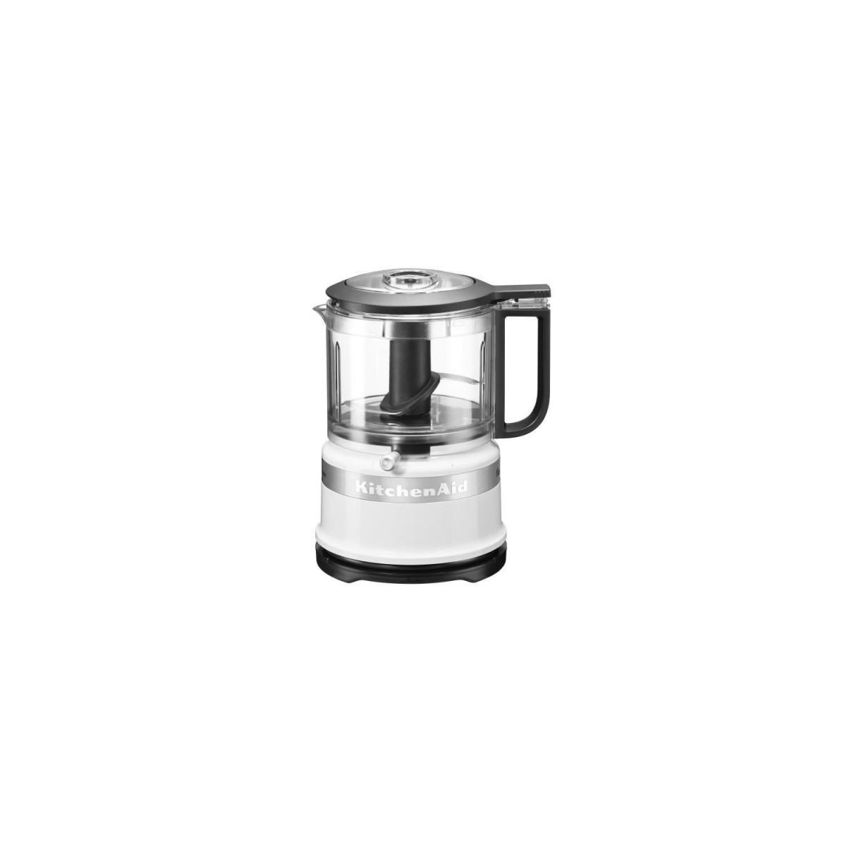 Kitchenaid KITCHENAID 5KFC3516EWH Mini hachoir - Blanc