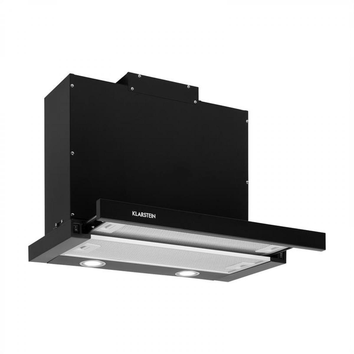 Klarstein Klarstein Mariana 60 Hotte escamotable 60 cm 500 m³/h éclairage LED Klarstein