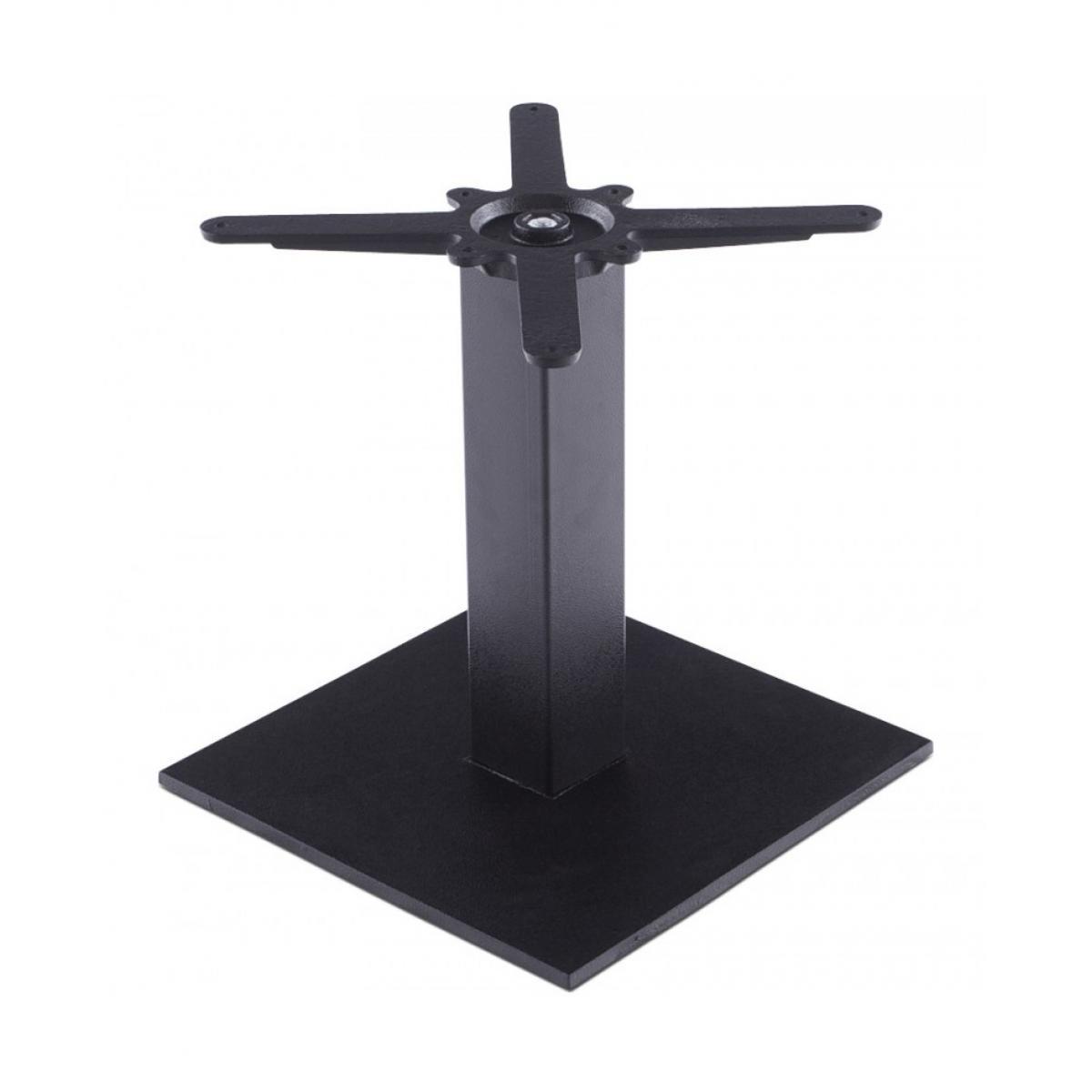 Kokoon Design pied de table (sans plateau) 45 cm BLACK 39x39x44 cm
