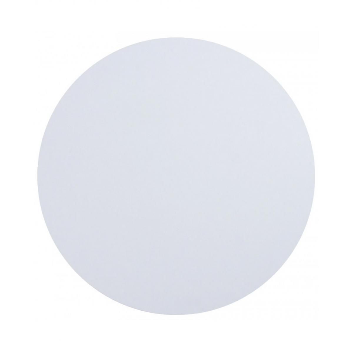 Kokoon Design Plateau de table WHITE 60x60x2 cm