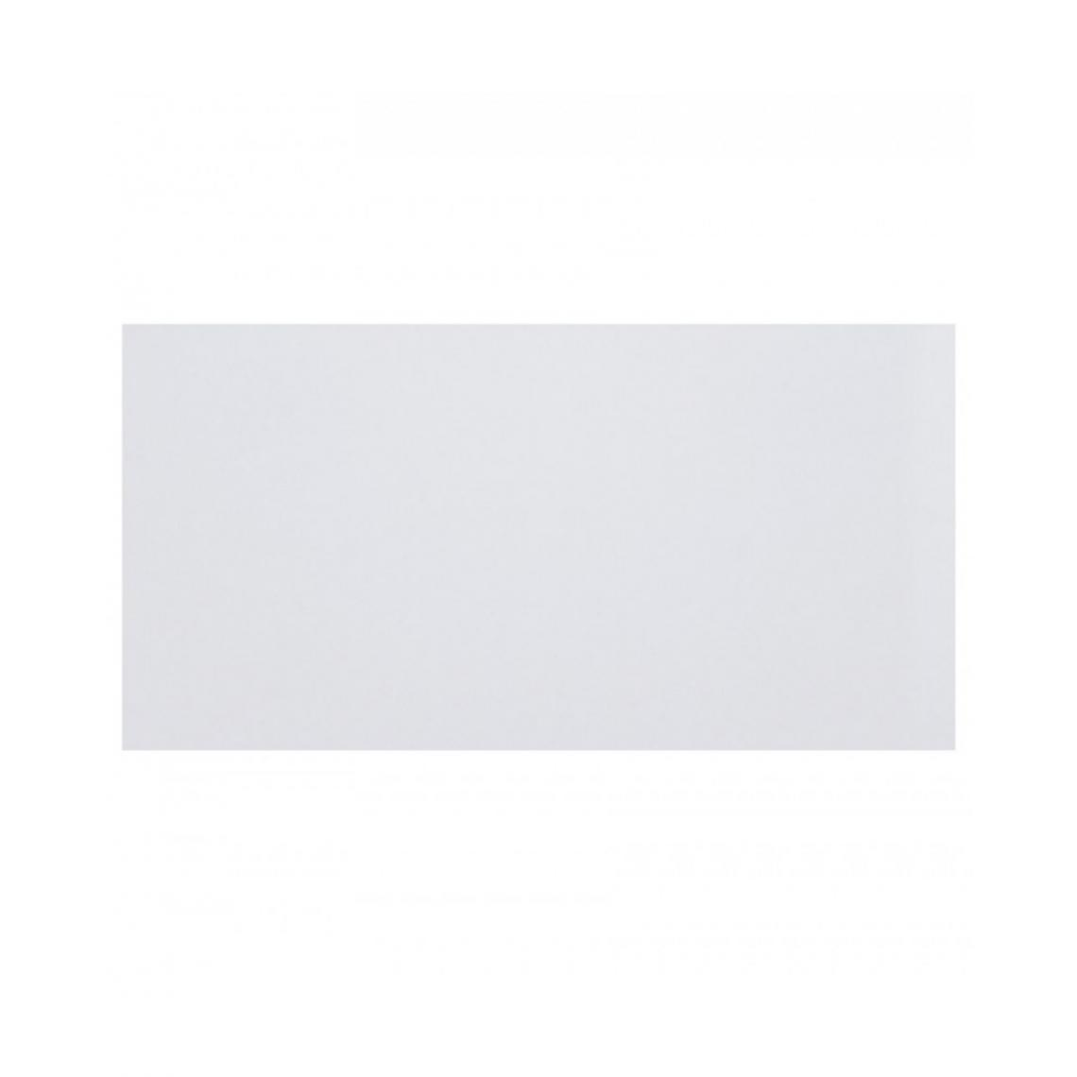 Kokoon Design Plateau de table WHITE 70x140x3 cm