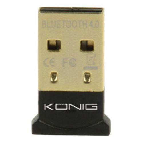 Konig - Micro Bluetooth Dongle v4.0 - Konig