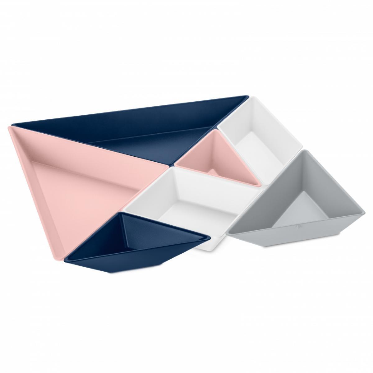 Koziol Set de 7 coupelles tangram