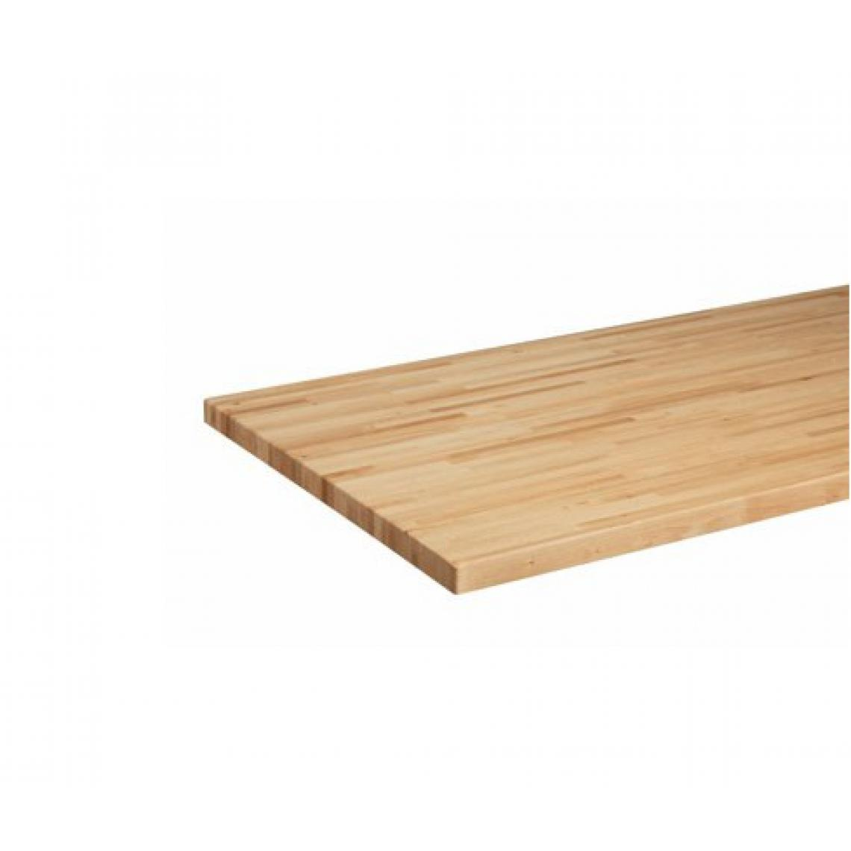 Kupper Kupper - Panneau de bois massif pour établi 60x60cm