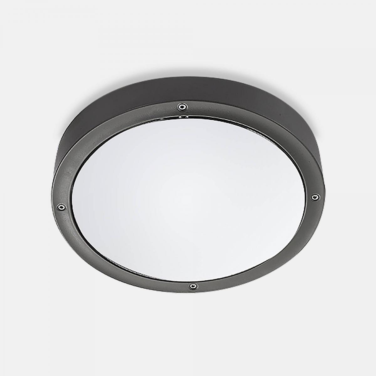 Leds C4 Plafonnier LED Extérieur Rond