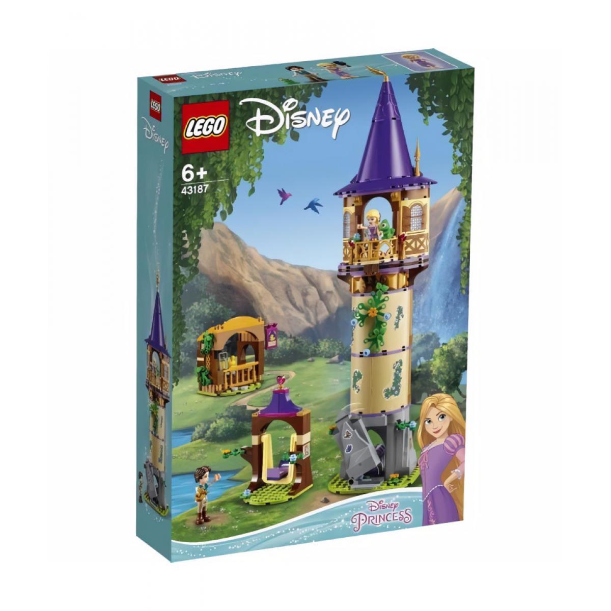 Lego 43187 La tour de Raiponce LEGO Disney Princess