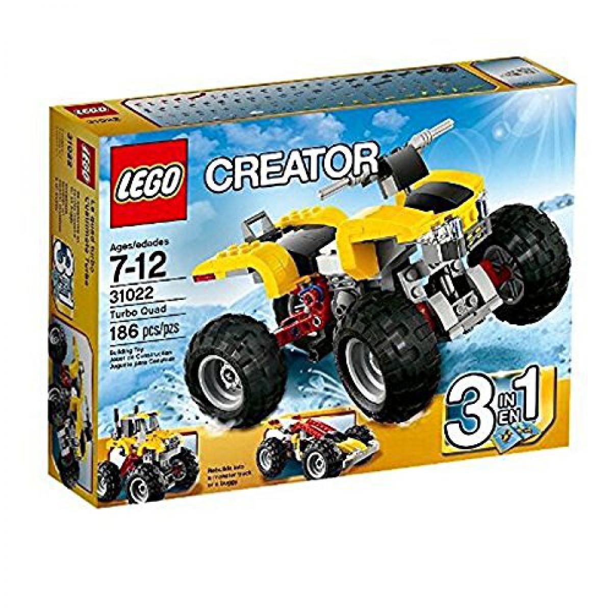 Lego LEgO Creator Set 31022 Turbo Quad