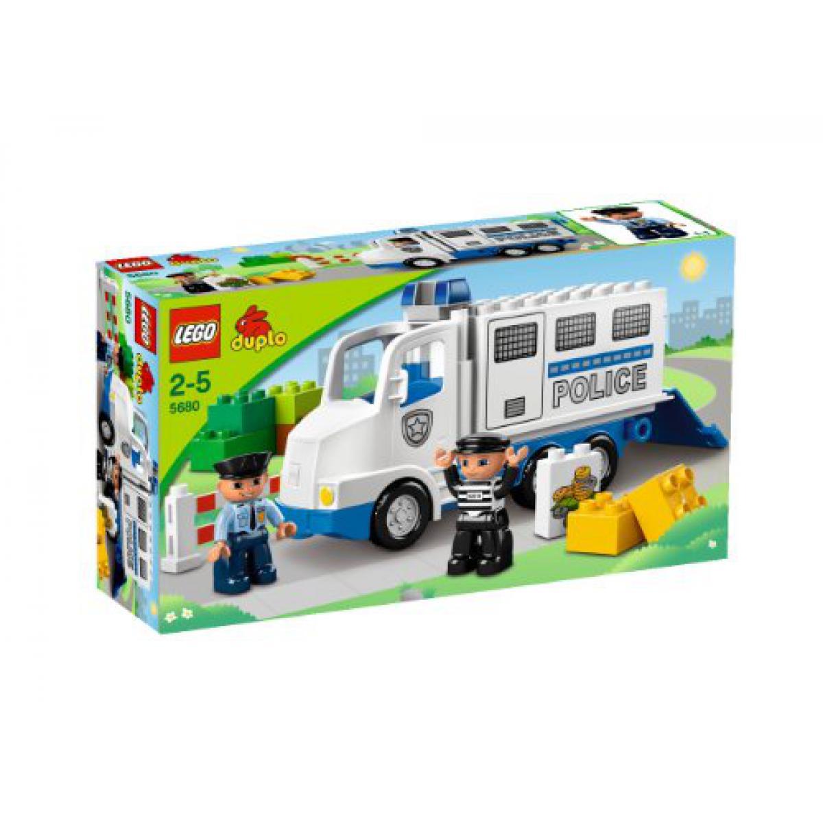 Lego LEgO DUPLO Lego Ville Police Truck