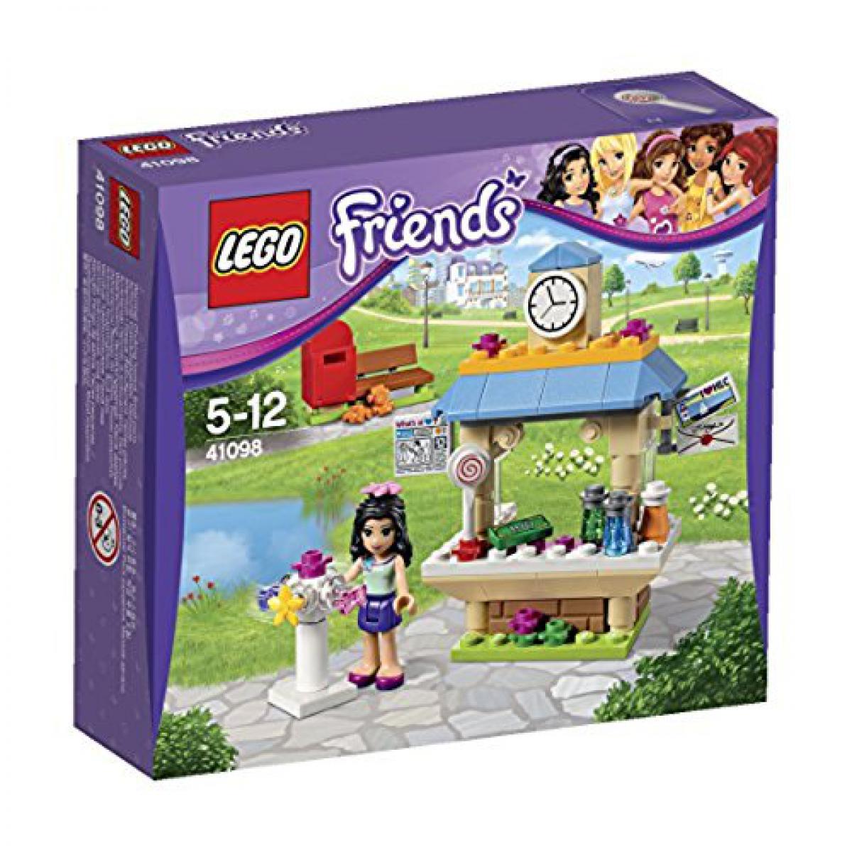Lego LEgO Friends 41098 Kiosque Emmas