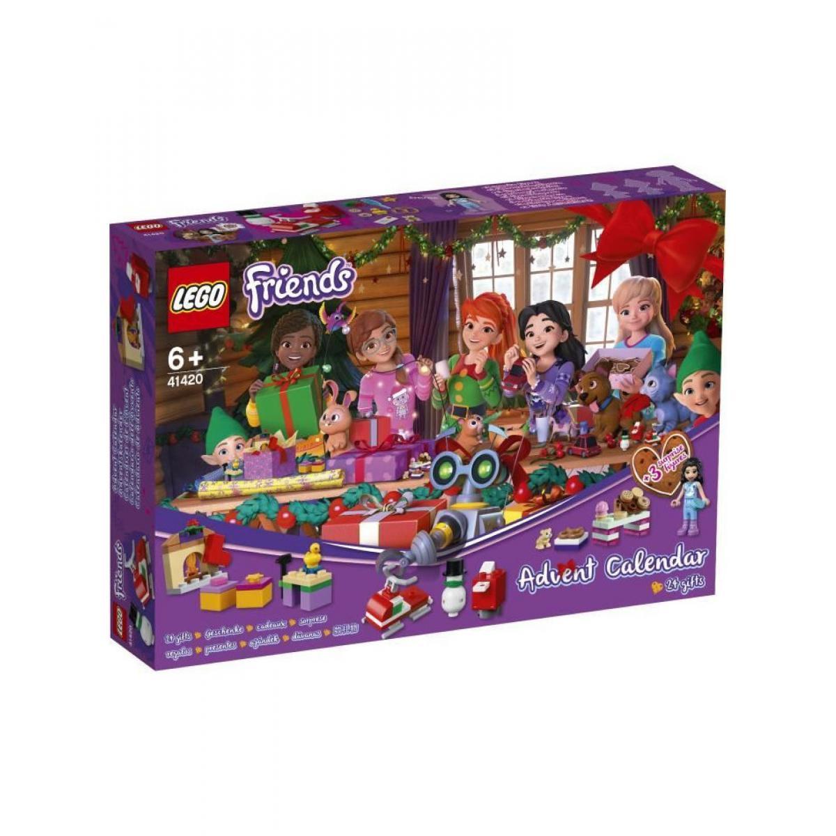 Lego LEGO Friends 41420 Le calendrier de l'Avent