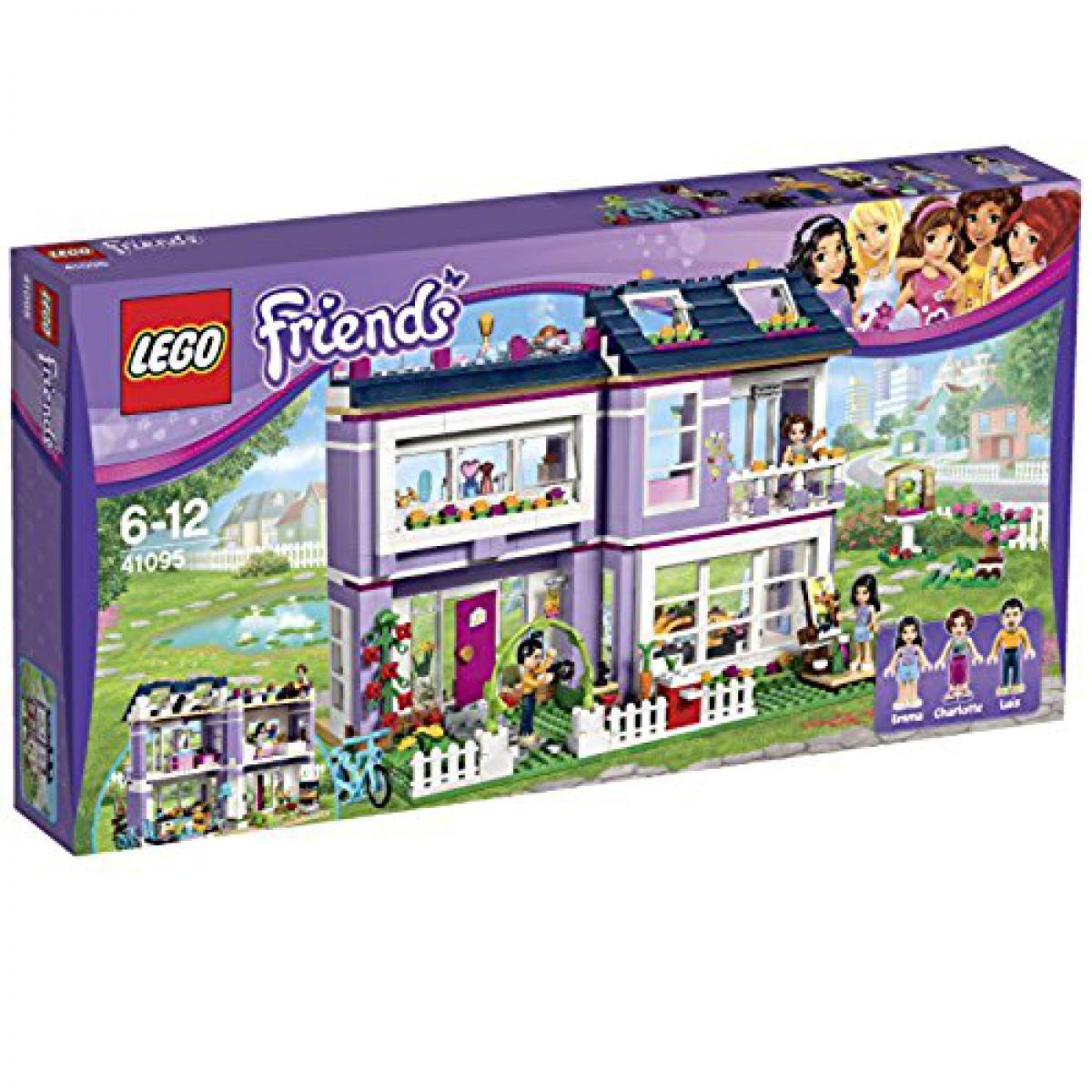 Lego Lego Friends Emmas Design House 41095