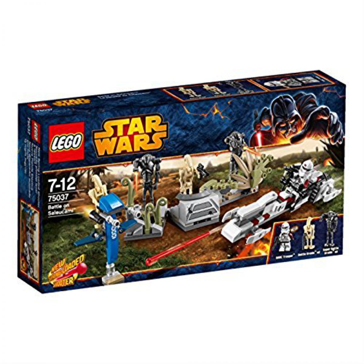 Lego Lego Star Wars 75037 Battle sur Saleucami
