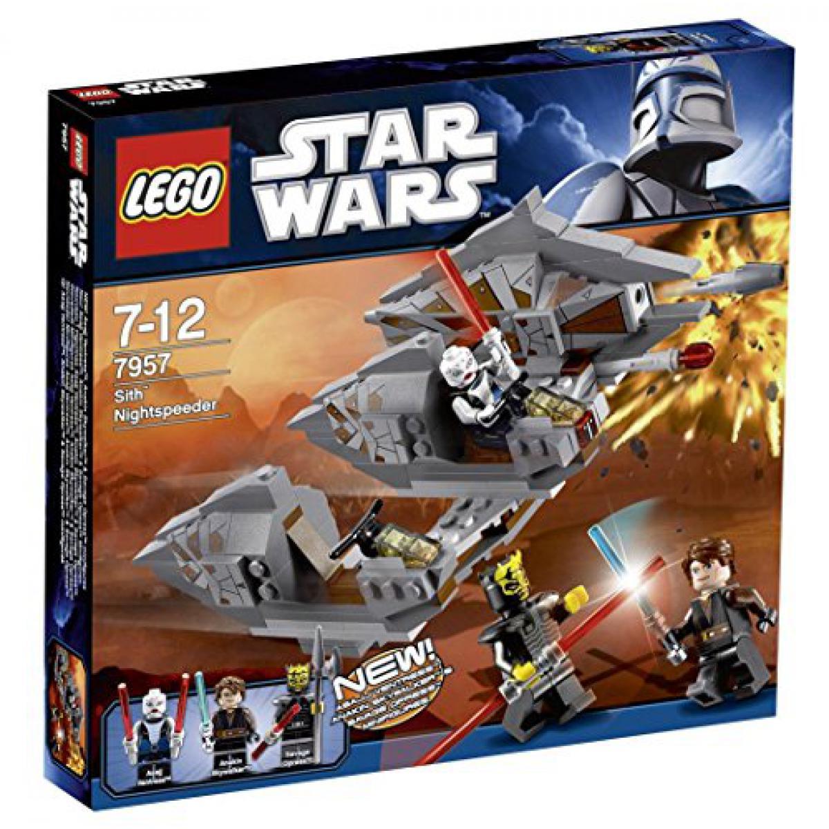 Lego LEgO Star Wars Sith Nightspeeder 7957 - Sortie 2011