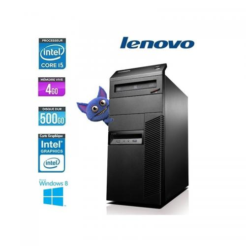 Lenovo - LENOVO THINKCENTRE M93P CORE I5 4590 3.3GHZ - PC Fixe