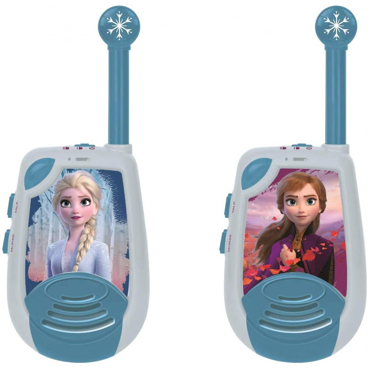 lexibook talkie Walkies numériques jusqu?à 2 km La Reine des Neiges 2 Elsa