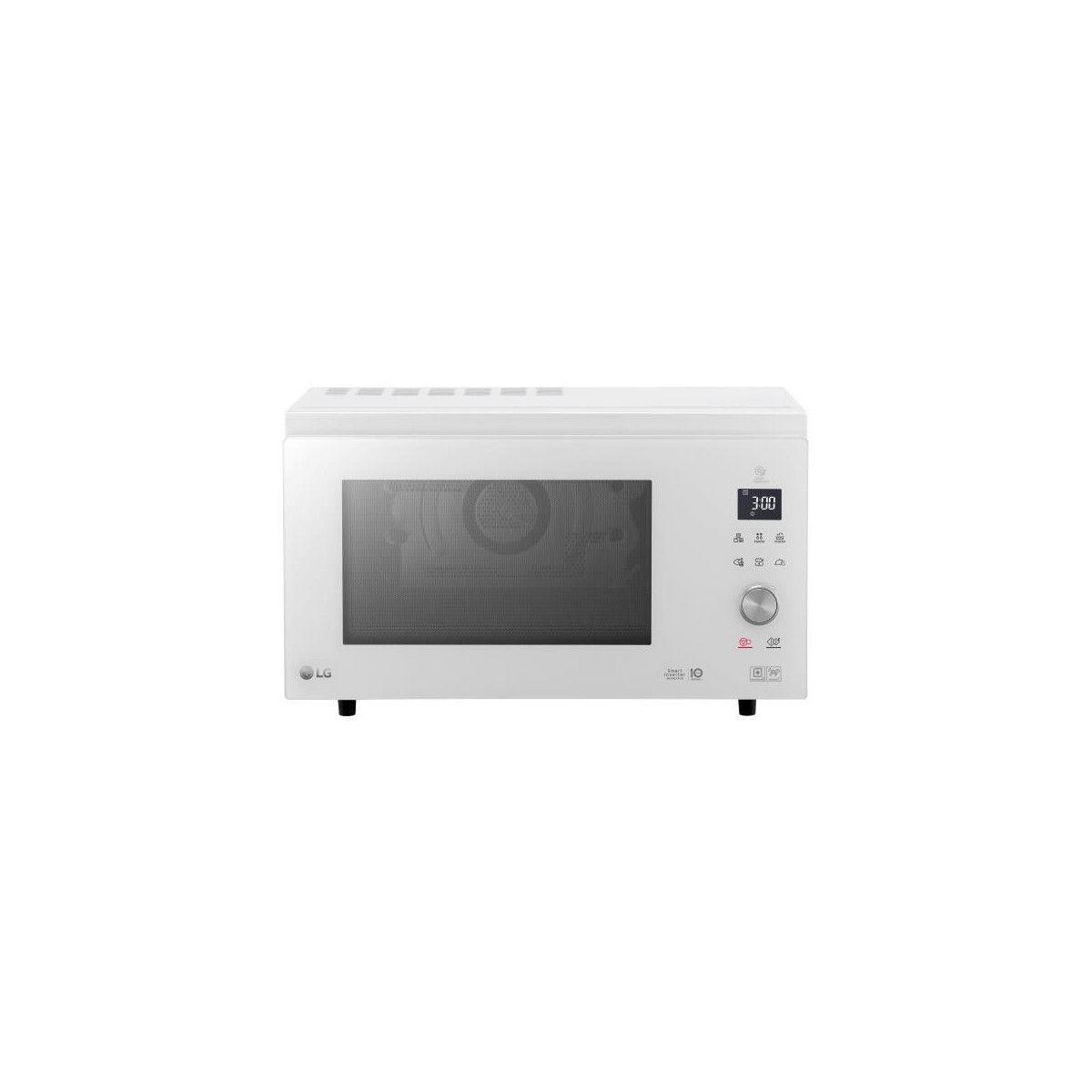 LG Micro-ondes Pose Libre 39l Lg 1100w 54cm, Mj3965bph