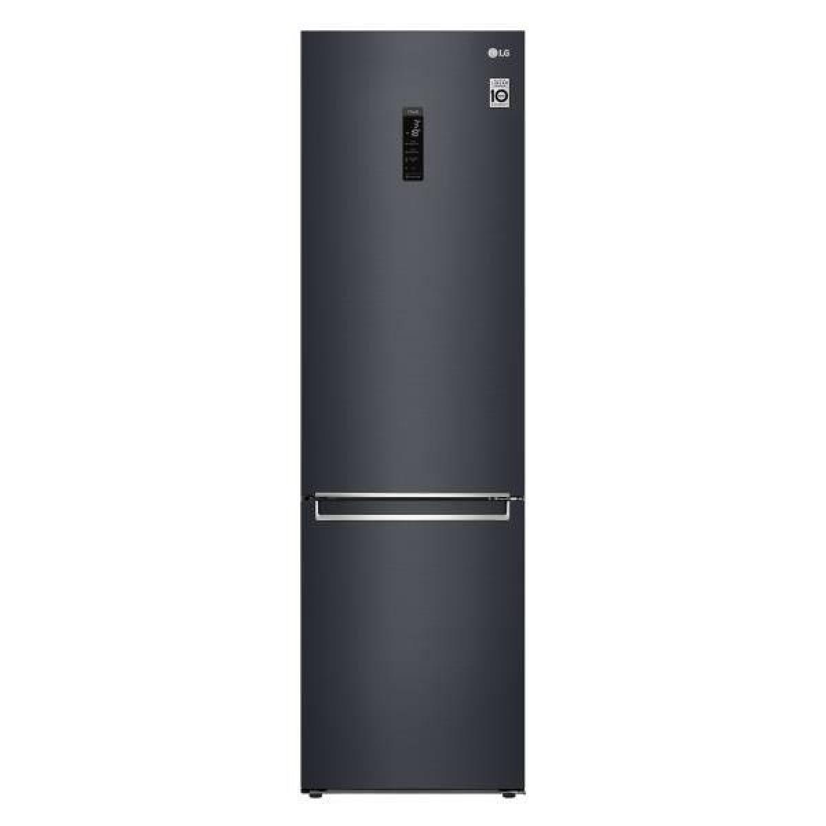 LG Réfrigérateur combiné 277L Froid Ventilé LG 59cm A+++, GBB72MCUFN