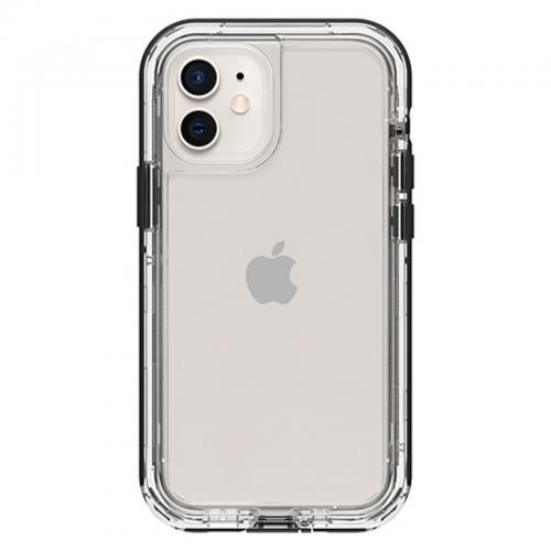 LifeProof - Coque iPhone 12 / 12 Pro Étanche Anti-chute 2m, Lifeproof NËXT - Transparent LifeProof   - LifeProof