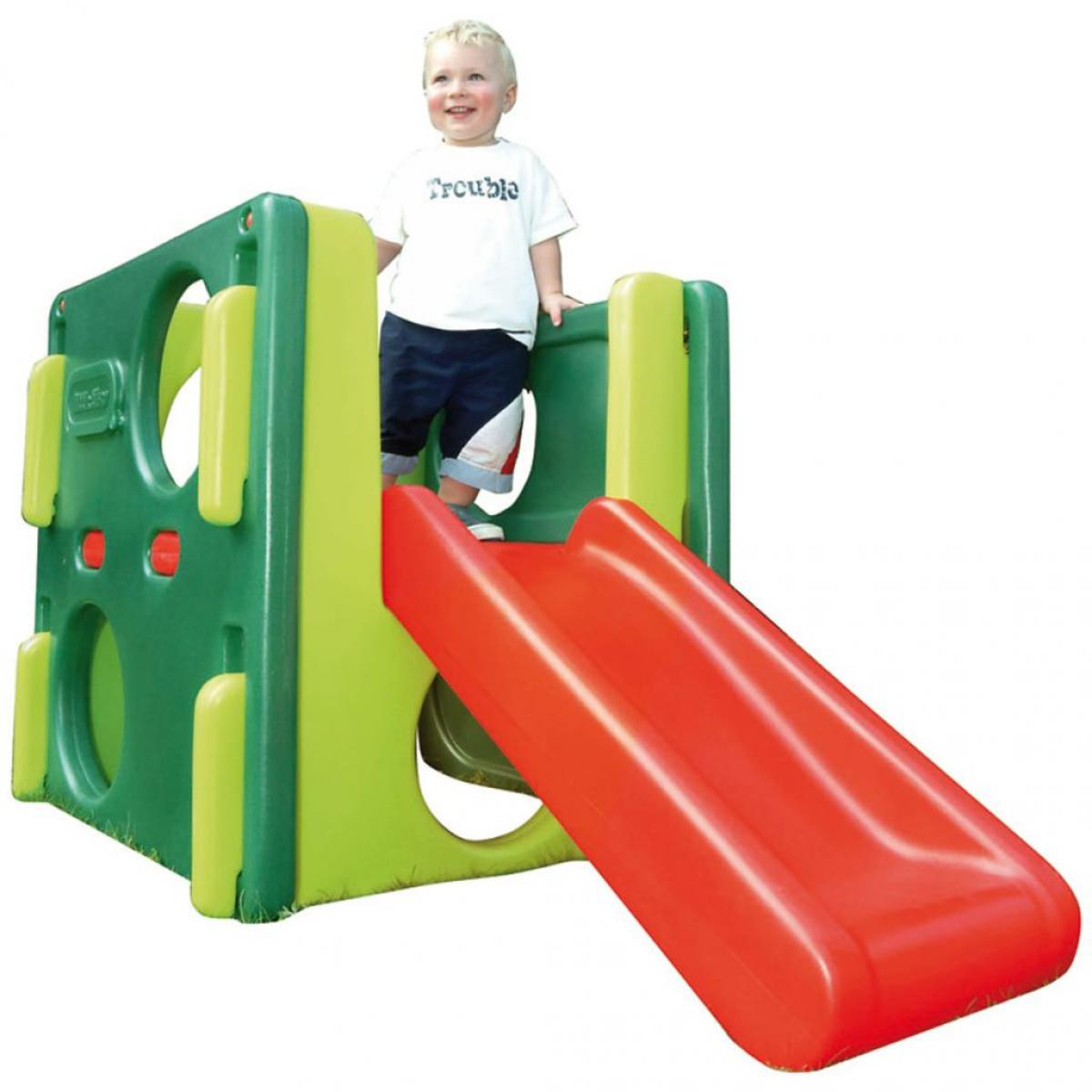 Little Tikes Little Tikes Aire de jeux pour enfant verte
